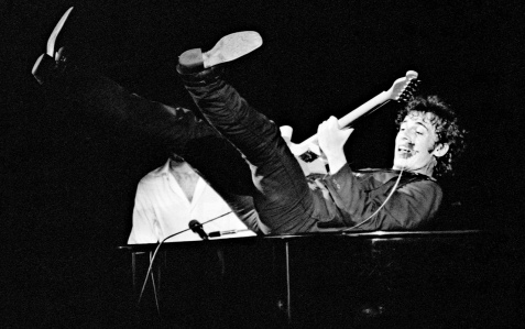 Bruce piano