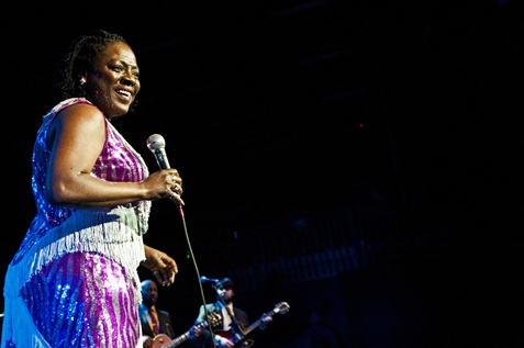Sharon Jones, SXSW 2010