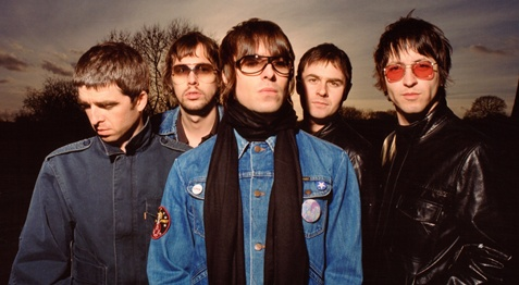 Oasis - Time Flies - COLOR1