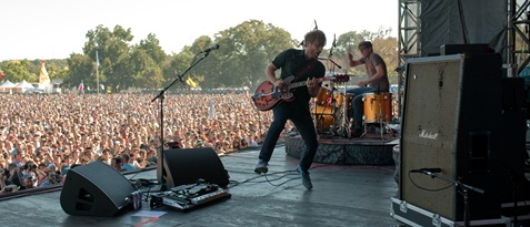 ACL Black Keys